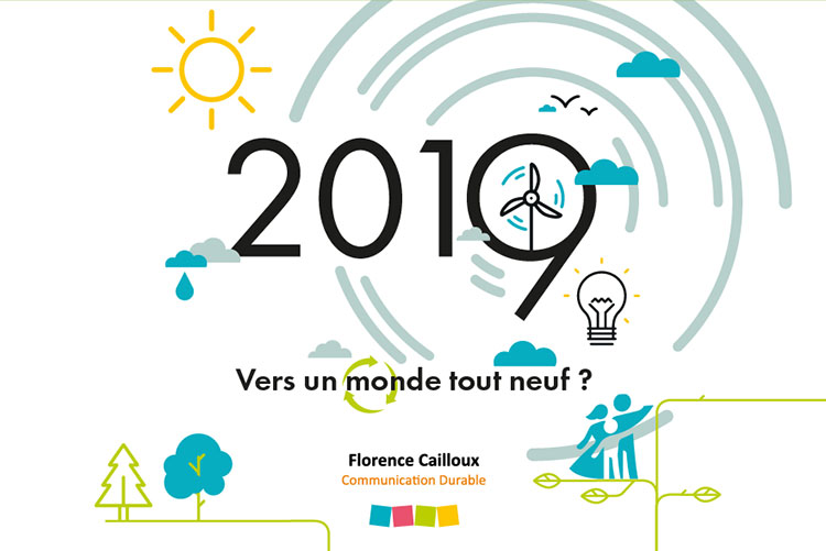 Voeux Florence Cailloux 2019