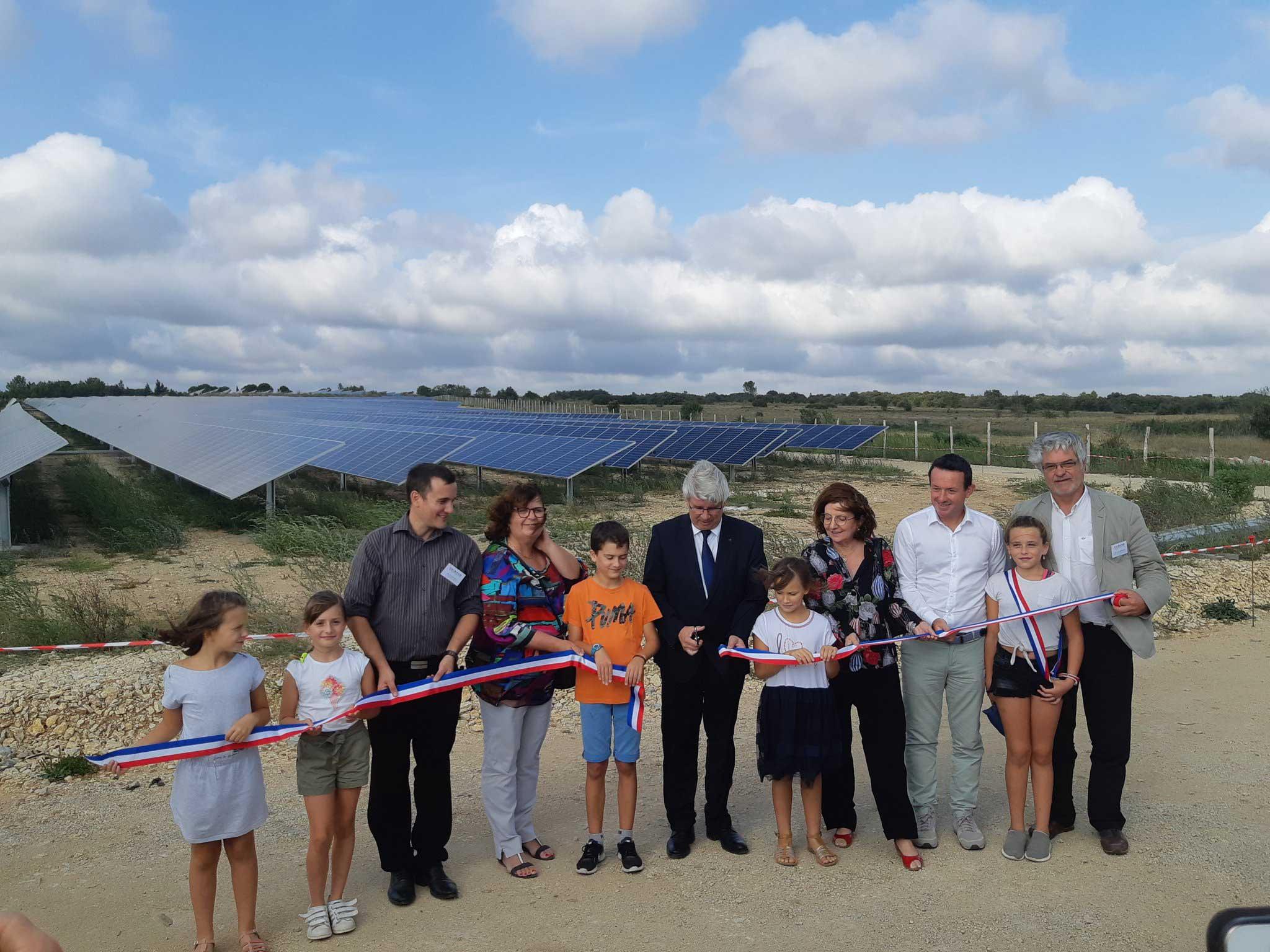 Inauguration Valorem Alzonne septembre 2019